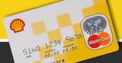 Lån opp til  ved Shell Mastercard