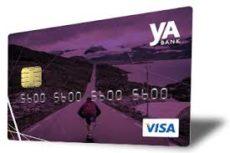 Lån opp til 100.000 ved yA Bank Kredittkort