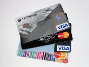 Visa kredittkort