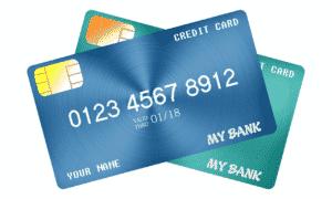 nytt kredittkort
